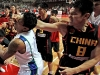 "China men's national basketball ""friendly"" match erupts in mass brawl"