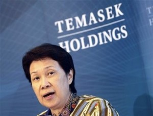 Temasek loves to invest at market tops