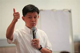 Chan Chun Sing keeps parroting the same advice to China – hello, is China listening?