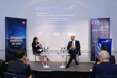 Tharman's No Action Talk Only