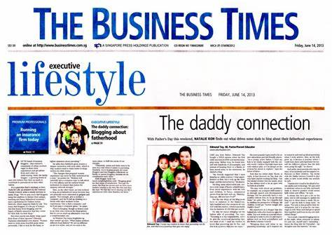 Difficult to register for Business Times Online