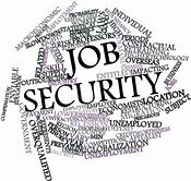 Security of jobs
