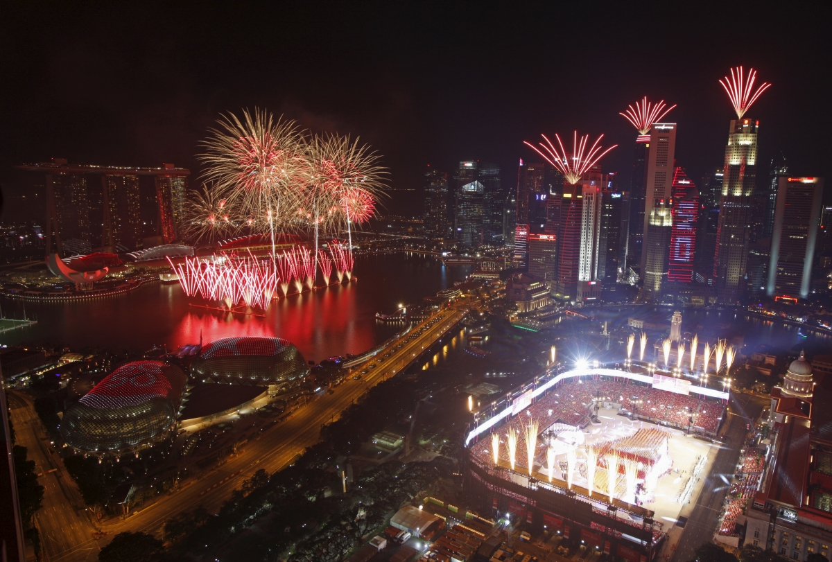Musings about National Day
