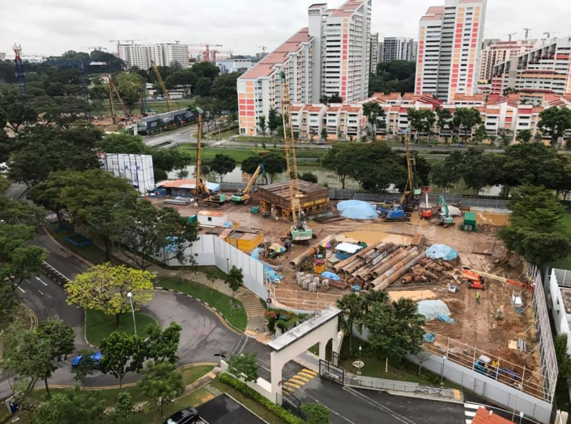 Why weren't Potong Pasir residents informed of upcoming nursing home in their estate?