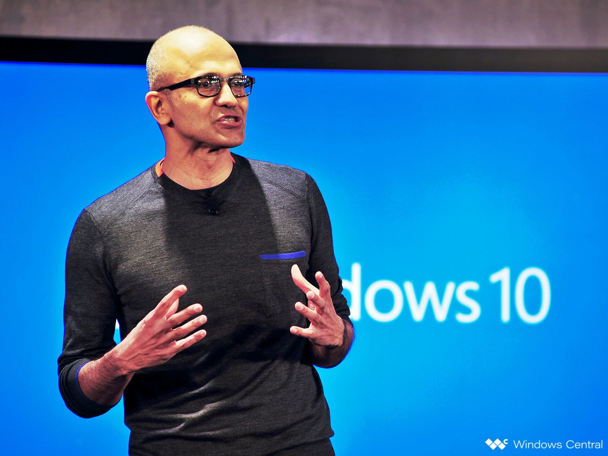 Satya Nadella did an excellent job as CEO of Microsoft
