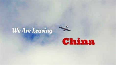 Will the last US MNC leaving China switch off the lights?