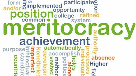 Enabling meritocracy or another weak excuse for PAP's centered elitism?