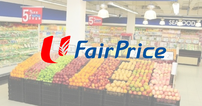 Fairprice cares, it really does