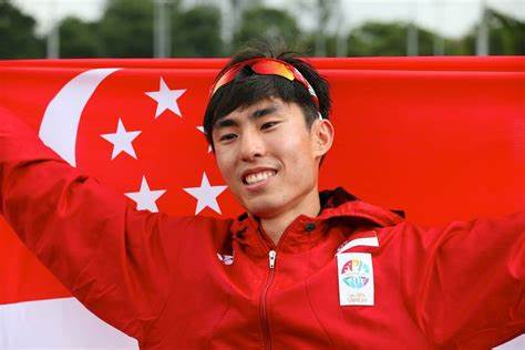 Athlete Soh thinks he PAP minister isit?