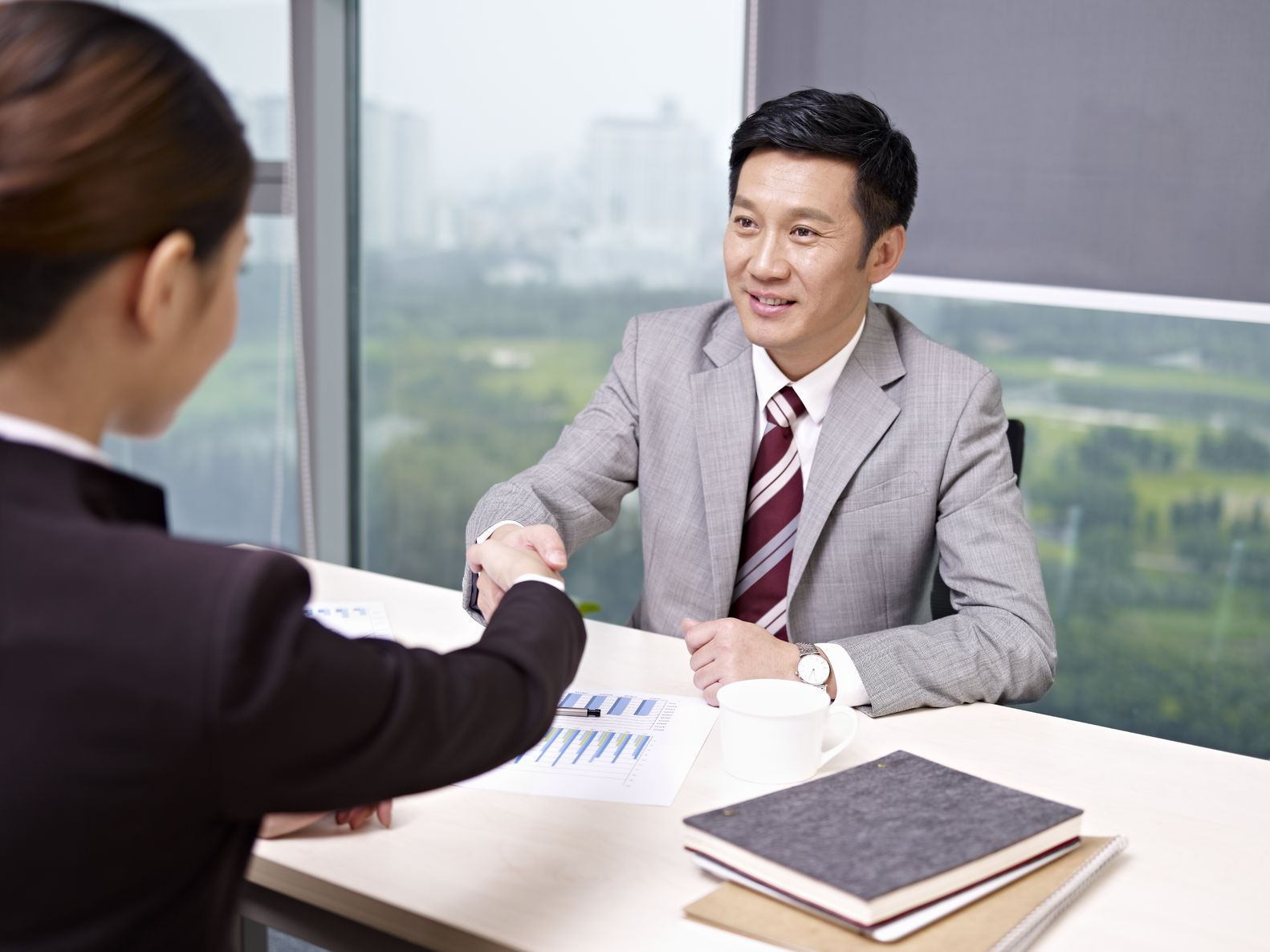 A more efficient way to handle job interview