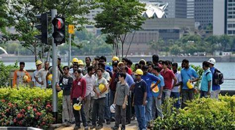 13,000 migrant workers who will not be able to return to work