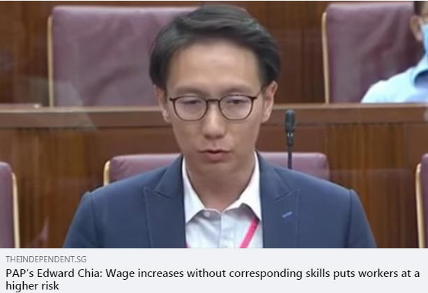 More costly for Singapore to not implement minimum wage